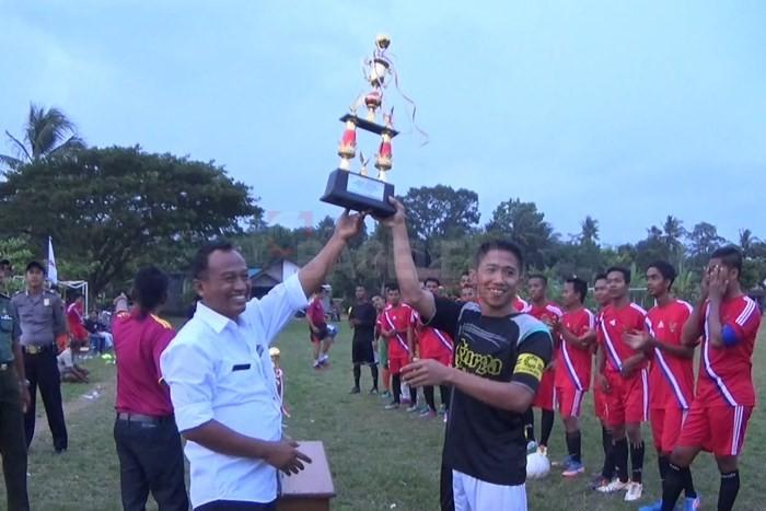 Gelora Putra Geparang Juarai Turnamen Sparing