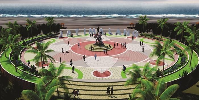 Romansa 2020, Pantai Jatimalang Akan Dipercantik