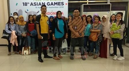 2,5 Bulan Ditahan di Malaysia, 37 TKI Purworejo Dibebaskan