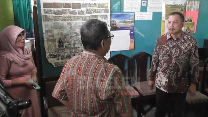 Pemkab Berkomitment Bantu Panti Rehabilitasi Sosial Plandi