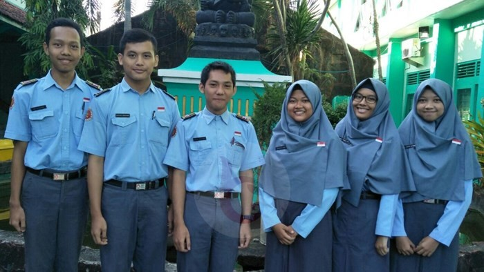 Juli Mendatang 6 Siswa SMAN 1 Maju OSN Tingkat Nasional