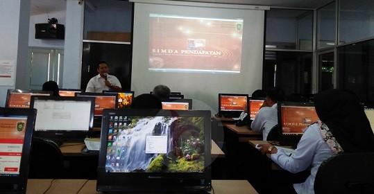 Pemkab Purworejo Siapkan SDM Untuk Pengaplikasian SIMDA Pendapatan