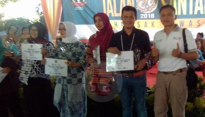 Batik Purworejo Karya Jazzid Juara 1 di TMII Jakarta