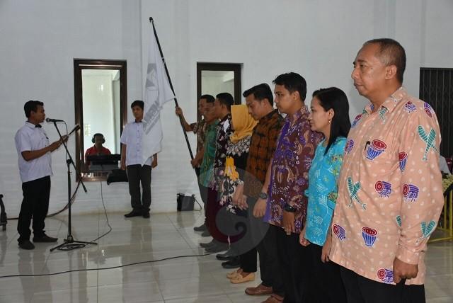 Agus Fitriyanto Jabat Ketua GKN Purworejo