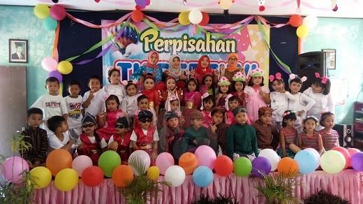 Sekolah TK Agar Tanamkan Cinta NKRI Sejak Dini