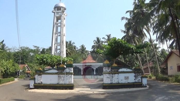 Masjid Tiban Jenar Kidul Dibangun Oleh Sunan Kalijaga
