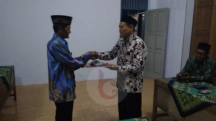 Rohadi Jabat Pj Kepala Desa Piji Gantikan Budiman