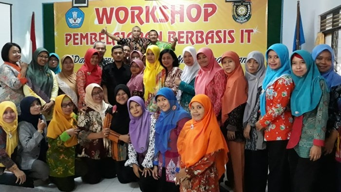 Ratusan Guru SD di Purworejo Ikuti Workshop IT