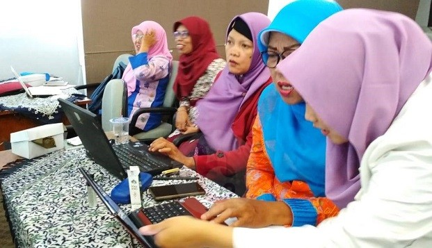 Pendidikan Fisika UMP Gelar Workshop e-Learning Berbasis Mikrokontroler